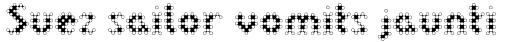 Linotype Dot sample