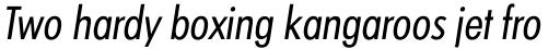 Graphicus DT Cond Oblique sample