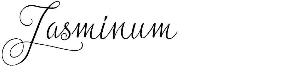 Click to view Jasminum font, character set and sample text