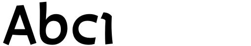 Gallus Konzept Medium Sample