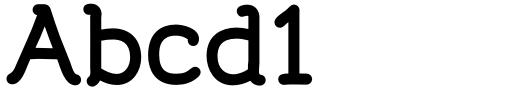 Shirin Bold Sample