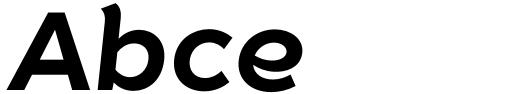 Tide Sans 500 Dudette Italic Sample