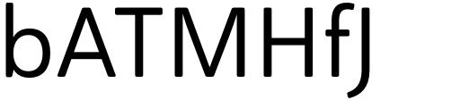 Haboro Soft Normal Regular Sample