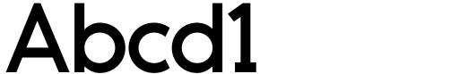 Maxi Bold Sample