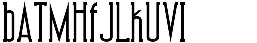 Shiloh Serif Plain Sample