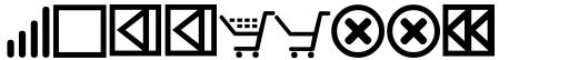 Buttoneer™ font