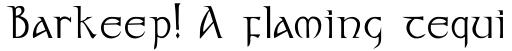 Alba sample