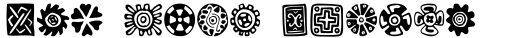 Mesoglyphs sample