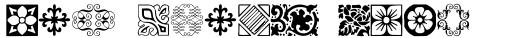 Ornamental Borders sample