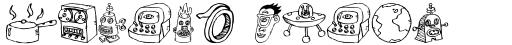 FF Bokka Std Drawings sample