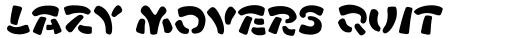FF Manga Stone Std Regular sample