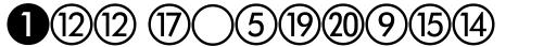 Linotype European Pi 1 sample