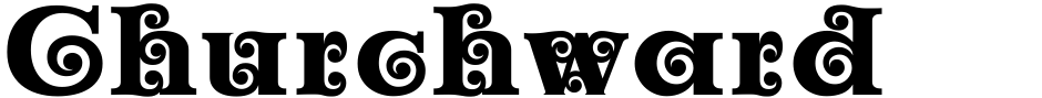Click to view  Churchward Maori font, character set and sample text