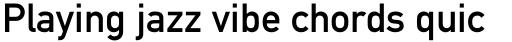 DIN 1451 Std MittelSchrift sample