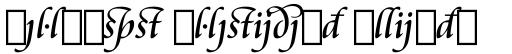 Cataneo BT Std Regular Extension sample