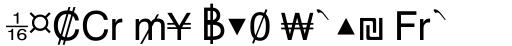 Currency Pi Regular sample