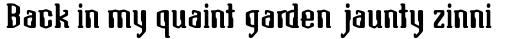 Atomic Serif Bold sample