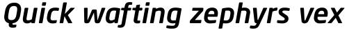 Neo Sans Medium Italic sample