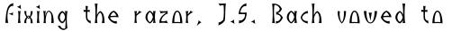 Indus Regular sample