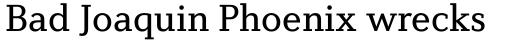 Diverda Serif Std Regular sample