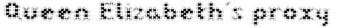 Linotype Dot Regular sample