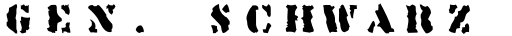 Linotype Sjablony Regular sample