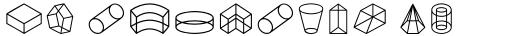 Linotype Shapeshifter Regular sample