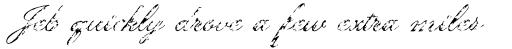 Le Script Thin sample