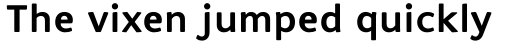 Flembo Title Bold sample