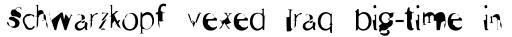 Semi Sans sample