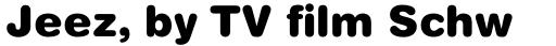 Helvetica Rounded Black sample