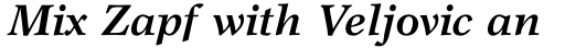 Garth Graphic Std Bold Italic sample