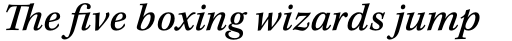 Kepler Std Caption Medium Italic sample