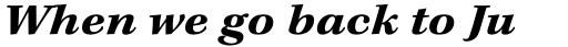 Kepler Std Caption Ext Bold Italic sample