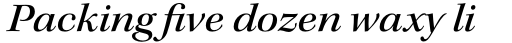 Kepler Std SubHead Ext Medium Italic sample