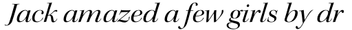 Kepler Std Display Ext Italic sample