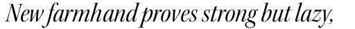 Kepler Std Display SemiCond Italic sample