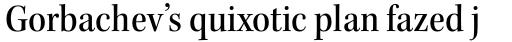 Kepler Std SubHead SemiCond Medium sample