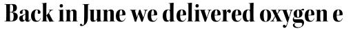 Kepler Std Display SemiCond Bold sample
