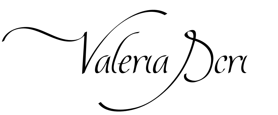 Click to view  Valeria Script font, character set and sample text