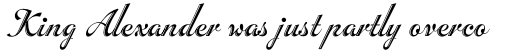 Inscription sample