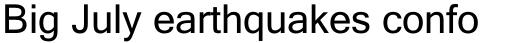 Microsoft Sans Serif sample