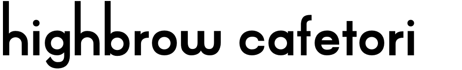 Click to view  Highbrow Cafetorium JNL font, character set and sample text