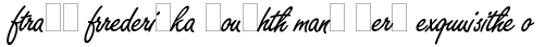 Freestyle Script Alts sample