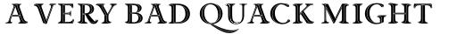 Priori Acute Serif sample