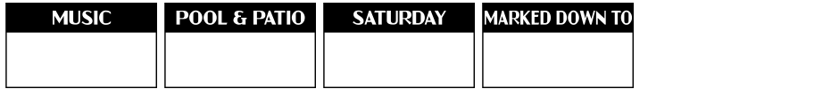 Click to view  Pricing Labels JNL font, character set and sample text