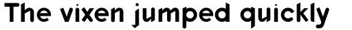 Keedy Sans Regular sample