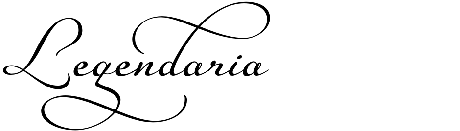 Click to view  Legendaria font, character set and sample text