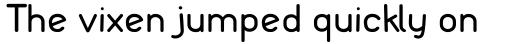 FF FontSoup Std German Regular sample