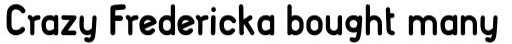 FF FontSoup Std German Bold sample